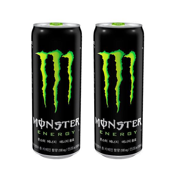 (본사직영) 몬스터 에너지 그린 355ml 24캔