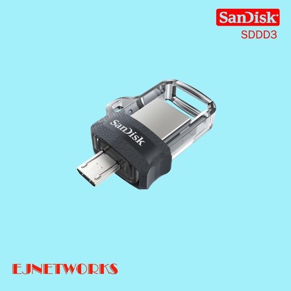 Ultra Dual m3.0 128GB USB각인 SDDD3 5핀OTG
