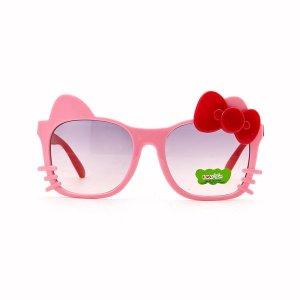선글라스 공용 아동 어린이 키즈 :  키티 (일반렌즈)