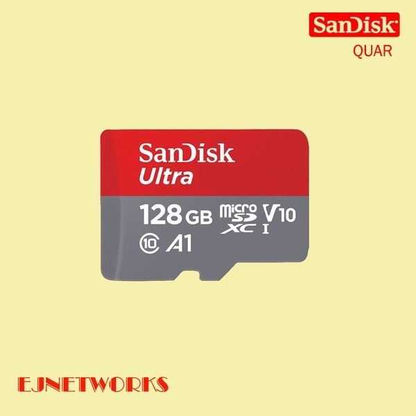 microSDHC Class10 Ultra 128G SQUAR 블랙박스용SD