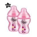 클로저 투 네이쳐 컬러젖병260mlX2개 (1단계)핑크+증정