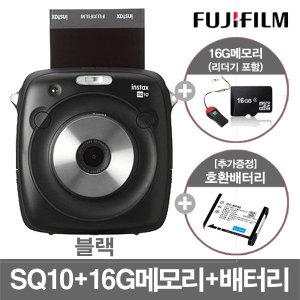 스퀘어 SQ10/폴라로이드/즉석카메라 블랙/16G+배터리
