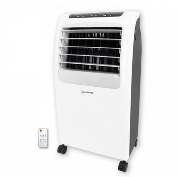 한빛_에어쿨러 냉풍기 10L 리모컨 화이트 HV-4833