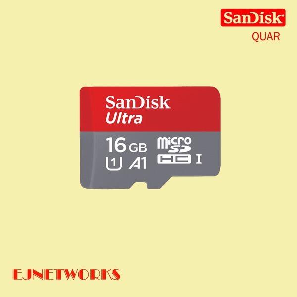 microSDHC Class10 Ultra 16GB SQUAR 마이크로SD카드