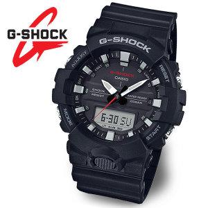 지샥정품  G-SHOCK 지샥 GA-800-1ADR 120랩 방수 전자 군인시계