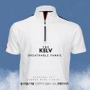 켈브 남자 티셔츠 여름티 반팔티 기능성티셔츠 반집업