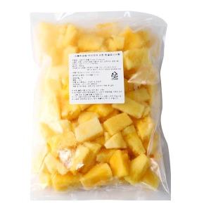 푸드야 냉동 파인애플 1kg