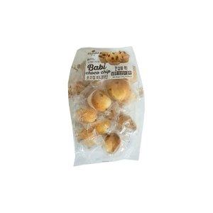 만둘 바비 초코칩 미니머핀 200g 스페인 머핀 낱개포장
