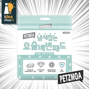 페츠모아 배변패드 정품/SWG소재 프리미엄 표준형100장