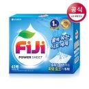 FiJi 피지 파워시트 세탁세제 프레쉬 45매