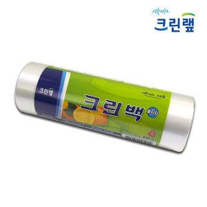 크린랩 롤백 17 x 25 200매 위생백 비닐백