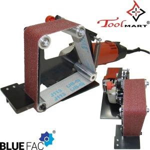 툴마트 핸드그라인더부착 탁상벨트샌더샌딩기 TAS-B50