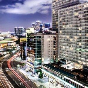 |7프로카드할인||부산 호텔| 해운대 씨클라우드 호텔 레지던스 (해운대 센텀시티 재송