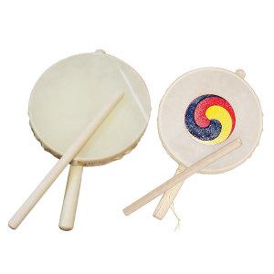 전통국악기 납청유기 소고 (성인용) / 천연 소가죽