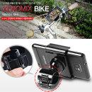 제노믹스 자전거 오토바이크 스마트폰 거치대 휴대폰