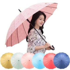 자동장우산/비가오면 꽃이피는 사쿠라고급벚꽃우산