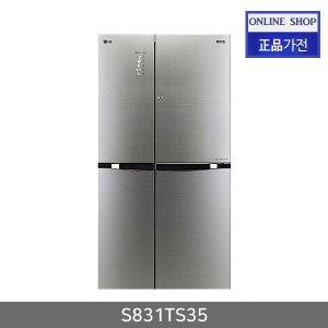 또하나의 냉장고 S831TS35 DIOS 양문형 사다리차무료