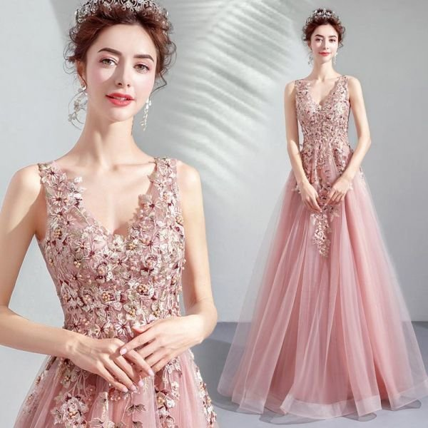 무대연주 드레스 만찬연회 연말 시상식드레스