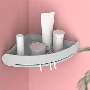 모서리 코너 삼각 선반 못없이 붙이는 틈새 강력 접착