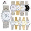 오리엔트 남여 커플시계 메탈손목시계 패션시계 OT901