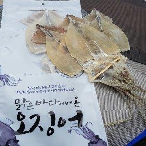 오바다부드러운 국내산  건오징어 특 500g 5미