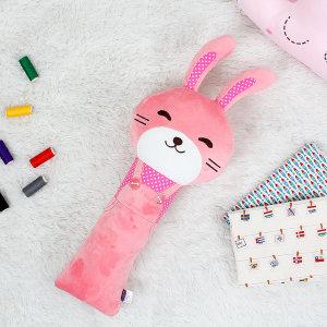 유아 어린이 애착 안전벨트 인형 바니(토끼)