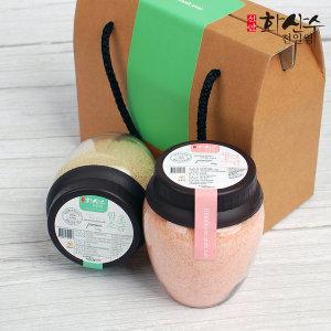 함초/핑크 소금 솔트 선물 SET/추석/한가위/명절/단체