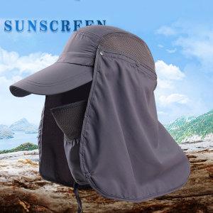 올라운드 자외선차단 모자 등산 낚시 썬캡 햇빛가리개