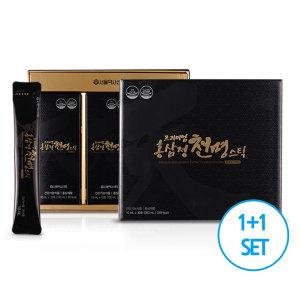프리미엄 홍삼정 천명 스틱 30포 1+1 (60포)/ 서울약사신협