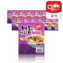 한스코리아공식 쿡시쌀국수 해물맛 12개 1BOX