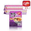한스코리아공식 쿡시쌀국수 해물맛 30개 1BOX