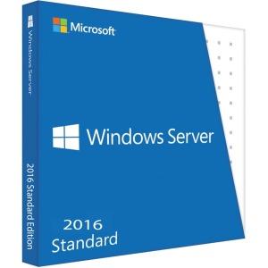 정품 Windows Server 2016 Standard 영문 DSP