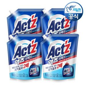 액체세제 퍼펙트 베이킹 2.2L 4개