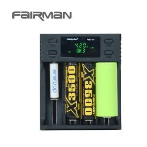페어맨 페어맨 배터리충전기 충전기 전자담배배터리충전기 18650 21700