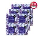 더내추럴 편안한 라벤더 비누 90g 4입 x3개(총12개)