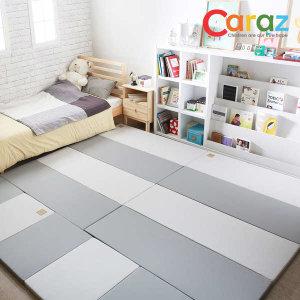 (현대Hmall) 카라즈  시그니처 폴더매트 1+1 (140x200x4cm)/놀이방매트/아기매트