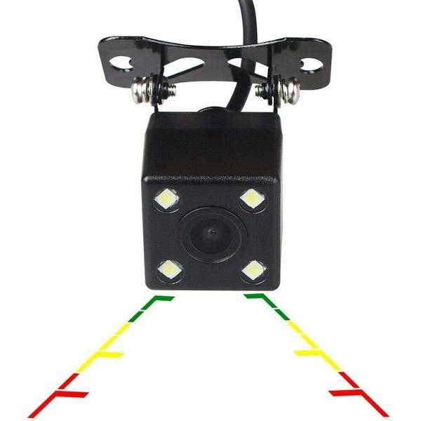 ZIQIAO ZHS-015 자동차 후방 카메라 4LED 야시경