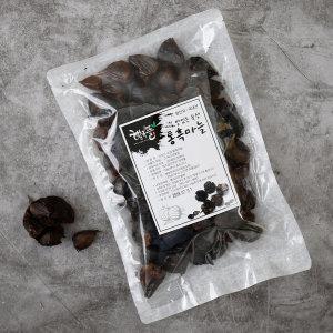 나주 금동리 황토밭 햇 토종 육쪽 통마늘(KM발효) 300g