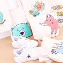 민화 신발주머니 / 만들기재료 에코백 가방만들기 천