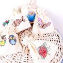 민화샵 복주머니 / 가방만들기 만들기재료 에코백