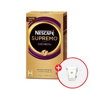 네스카페 수프리모스위트아메리카노 3.1g 100T+사은품