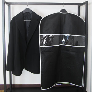 500장묶음 팬더 부직포 옷커버 케이스 양복 정장 대량