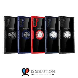 2- 스마트링 범퍼케이스 갤럭시S10 5G G977 투명 라인
