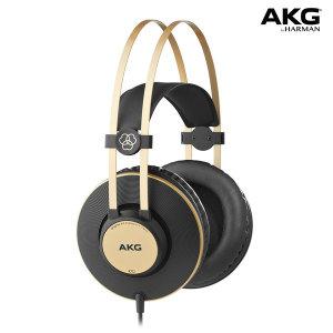 AKG 밀폐형 헤드폰 K92