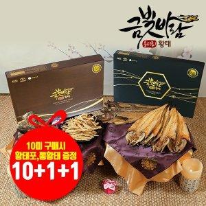 금빛바람/황태포/용대리황태/10+1+1/무료배송/