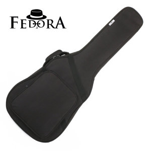 FEDORA 페도라 통기타 가방 긱백 검정 FBA100-BK