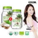 특 코코엘 유기농 엑스트라버진 코코넛오일 415ml 1+1