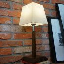 캐슬 단스탠드 (브라운) +LED 전구색