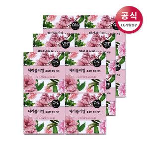 플라워 체리블라썸 휘핑비누 90g 4입 x3개(총12개)