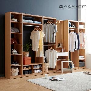 웰시 커스터마이징 드레스룸 장롱/옷장